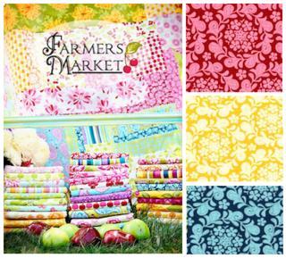 Farmers market fabrics
