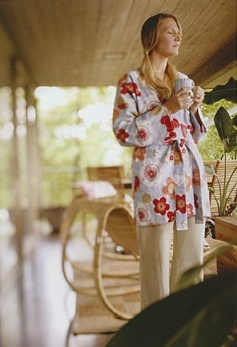 Amy Butler Kimono Robe