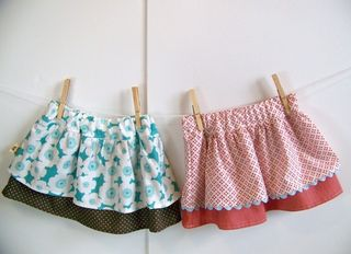 double dutch skirt